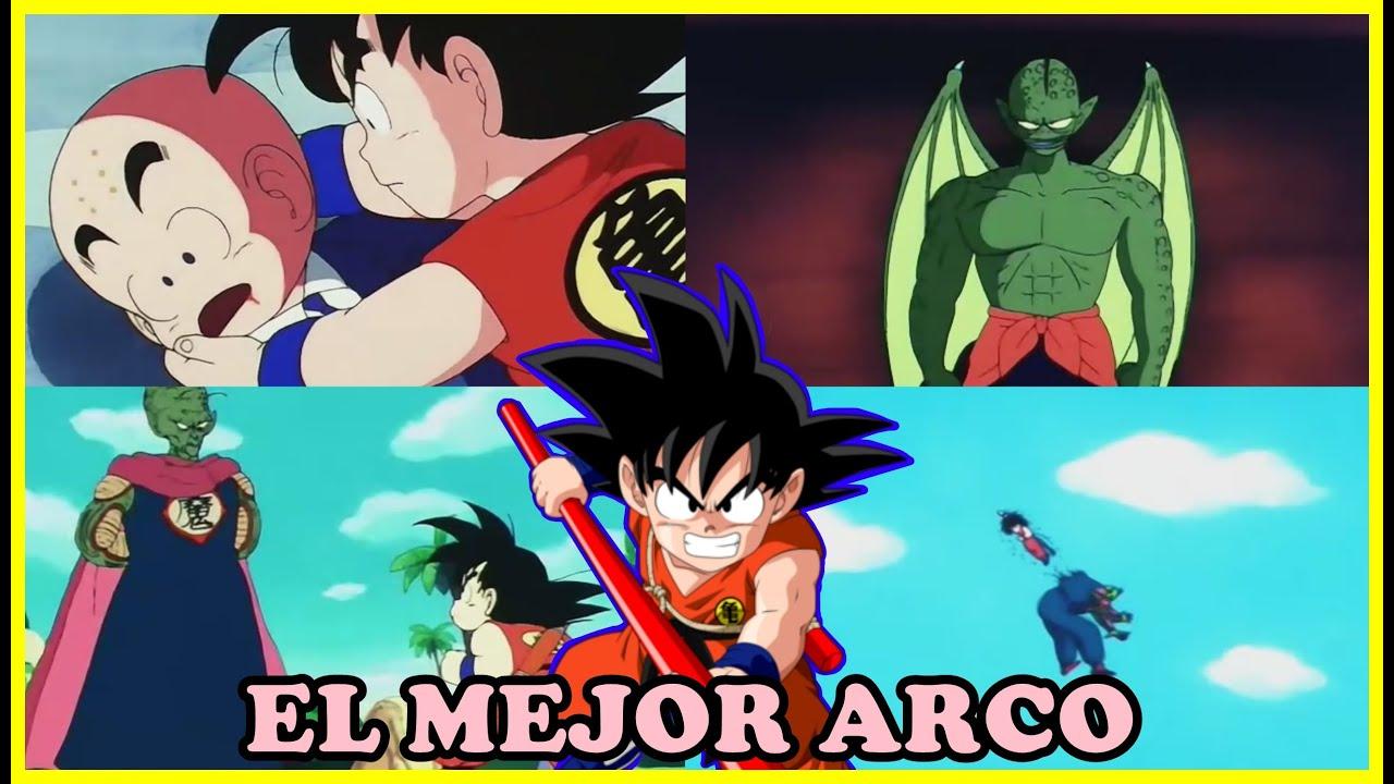 EL MEJOR ARCO DE DRAGON BALL