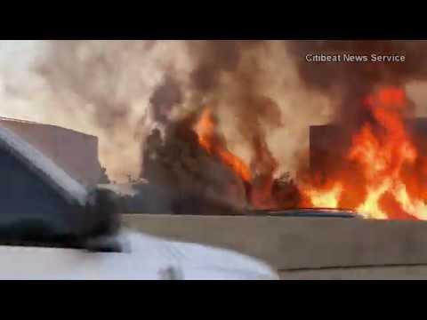91-freeway-vegetation-homeless-encampment-fire---anaheim-10-24-19