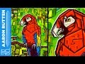 Cubism Parrot - Digital Art Speed Painting with Corel Painter 2017