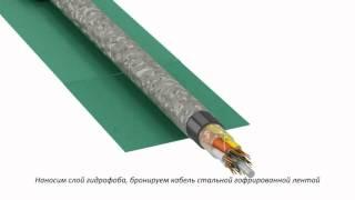 видео Современные виды оптических кабелей