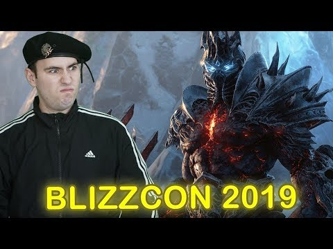 VIEWING PARTY | Blizzcon 2019 Opening Ceremony Reaction | World Of Warcraft - Overwatch 2 - Diablo 4