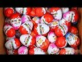 New Kinder Surprise Eggs Kinder Joy for Boys Girls Unboxing Learn Colors Baby Toy Play doh for Kids