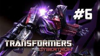 Transformers War for Cybertron Walkthrough - Part 6 [Chapter 2] Fuel of War Let