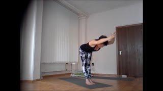 35 perces kezdő jóga
