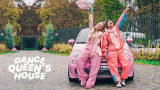Surprising my best friend with her DREAM CAR - Pink Fiat Abarth - Dance Queen's House #16