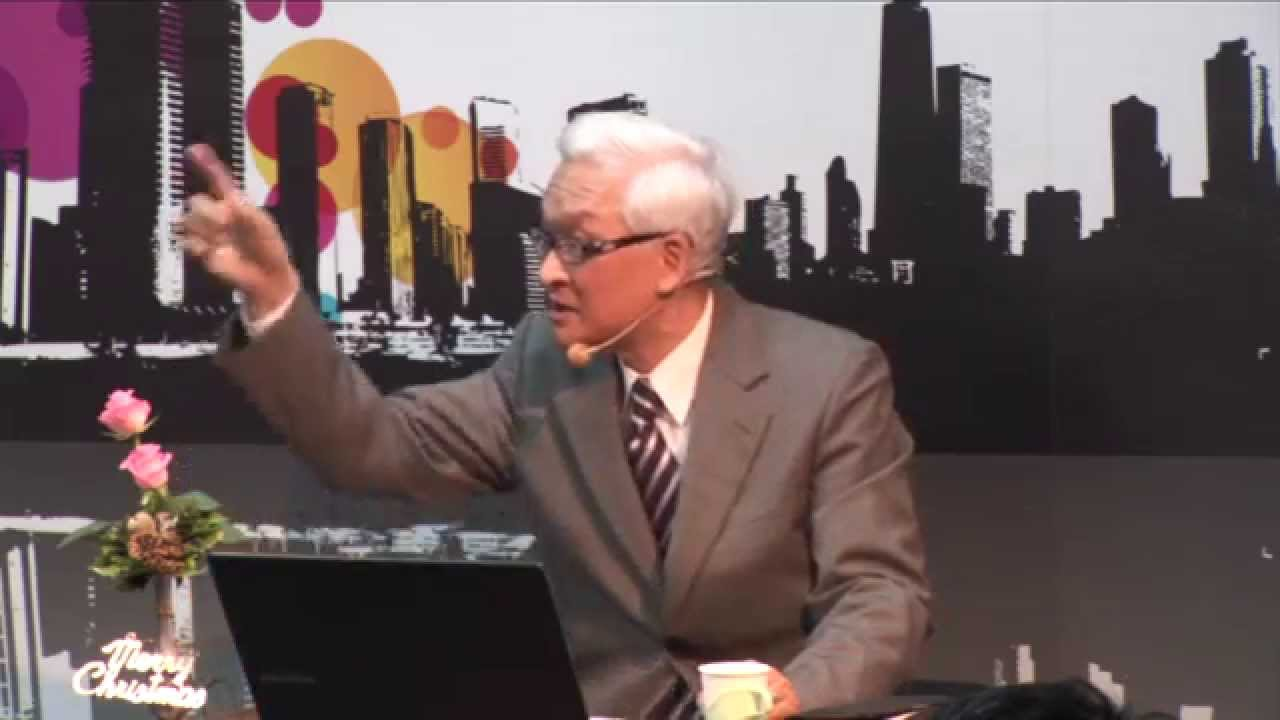 L.F.H.Church- 芝蘭教會 - 20141207 - 按才授銀的比喻 - YouTube