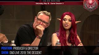 D&D Live 2019 The Descent
