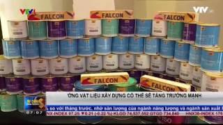 VTV1 - Bản Tin Tài Chính - Kinh doanh đưa tin về Lễ Ra Mắt