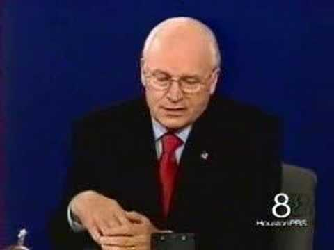 Cheney: I never linked Iraq with 9/11. Oh really?