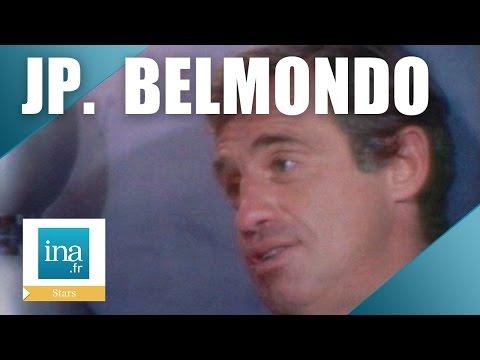 Jean-Paul Belmondo 'Mon métier d'acteur' | Archive INA