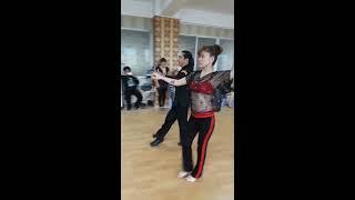 Video Làm mẫu khiêu vũ vũ điệu Tango hết các bài- Dạy học vũ điệu khiêu vũ Tango - Argentina - Du Hi