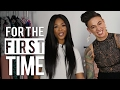 Lesbians Wear Dresses Ft. Moniece Slaughter 'For The First Time'