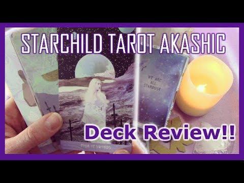 Starchild Tarot Akashic Edition REVIEW + FLIP THRU + Danielle Noel
