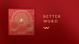 better word official audio elevation worship