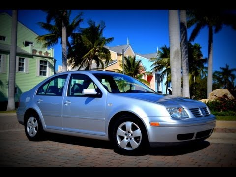 2003 VW JETTA TDI FOR SALE LOW MILES 87K SOUT FLORIDA OWNED