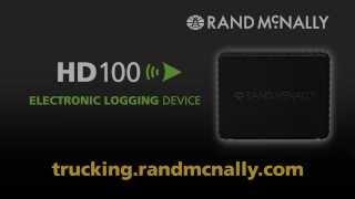 HD100 E-Log Device Overview