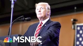 'Fire And Fury' Book Sparks President Donald Trump Tweetstorm | AM Joy | MSNBC