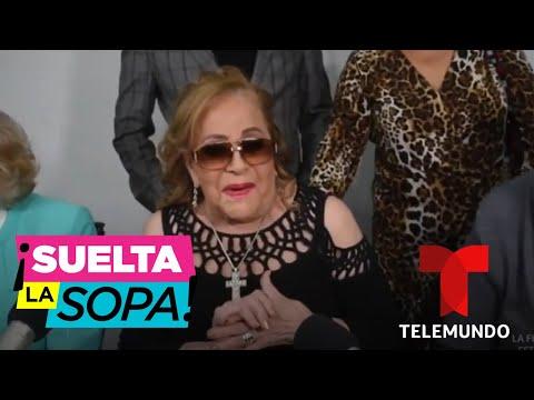 Silvia Pinal: Las fotos sobre el terrible estado de su casa | Suelta La Sopa