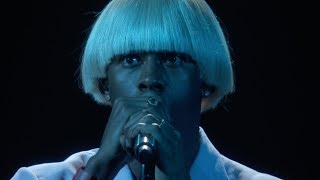 Download Tyler, The Creator - EARFQUAKE / NEW MAGIC WAND (Live at the 2020 GRAMMYs)