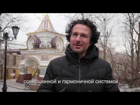 Marios Joannou Elia about Vladivostok, Russia - Ambassador of Pacific Tourism Alliance