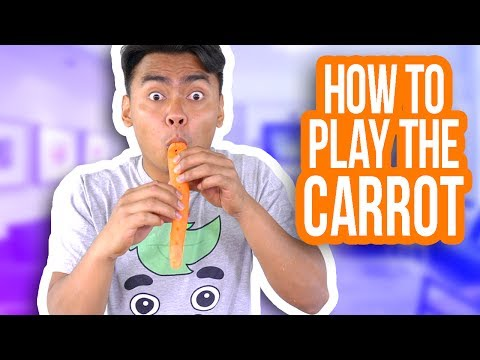 Download Youtube: How To Use A Carrot As A Musical Instrument!
