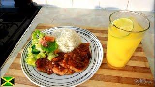 Sweet Chilli Pork Recipe [Jamaica Chef ]