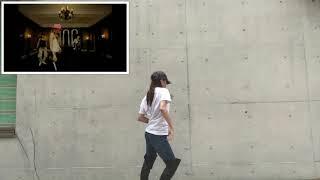 安室奈美恵さんのgirl talk 踊ってみました。