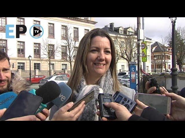 Suspenden sin fecha la declaración de la alcaldesa de Lugo por malversación