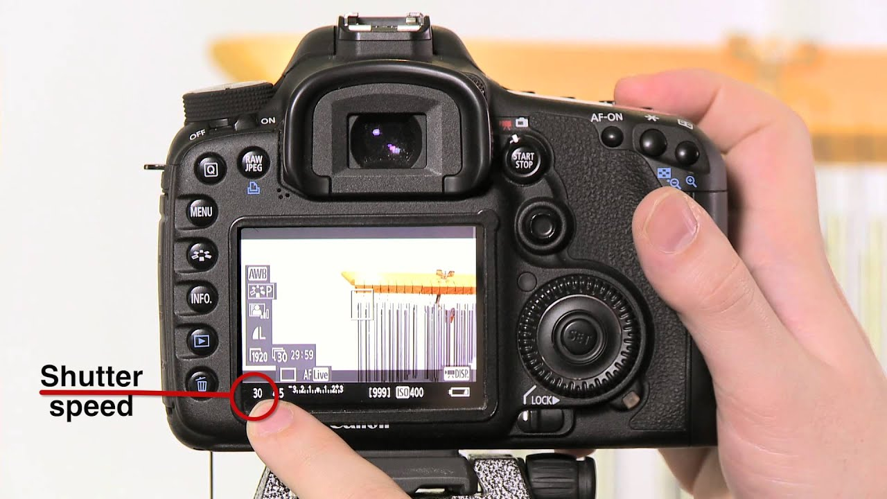 Manual Controls for Shooting Video with the Canon EOS 7D ...