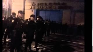 Represión y provocación a pobladores de San Juan Sacatepéquez #13J
