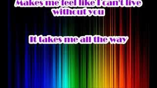 Stay - Rihanna ft. Mikky Ekko (Cover with lyrics)