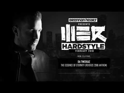 Brennan Heart presents WE R Hardstyle February 2018 (Reverze special)