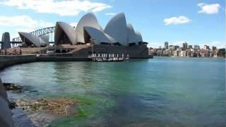 シドニー・オペラハウス  World Heritage Sydney Opera House