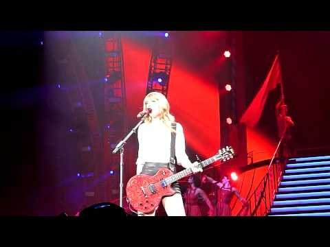 Taylor Swift - Red LIVE @ San Antonio, TX 5/22/13 (The Red Tour)