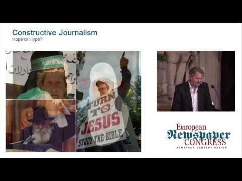 Michael Gleich, der-story-teller.de– Constructive Journalism – Hope or Hype?