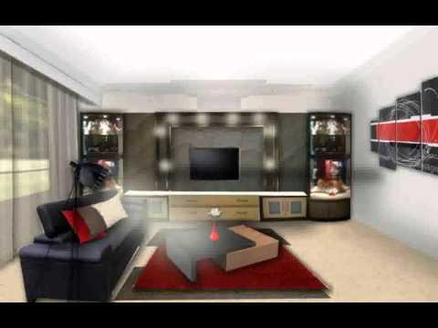 Plan shtepie 3d by bajgoraliu istrefi for Modele salon