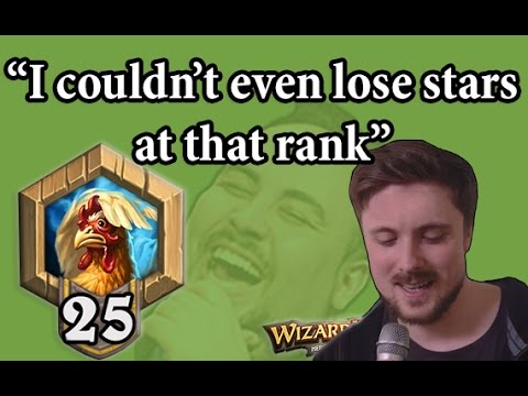 Forsen Loses To A Rank 25 Player
