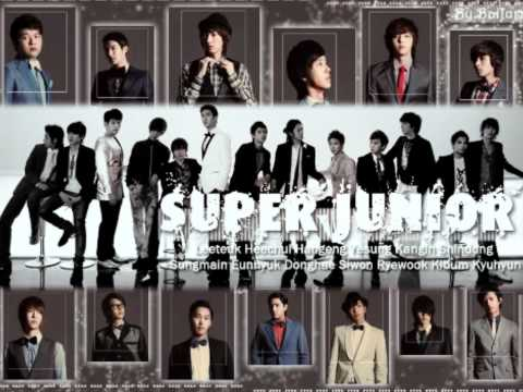 [HQ] Super Junior [슈퍼주니어] Sorry, Sorry (Remix Version)