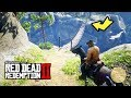 49 Minutes of Spoiler Free Exploration Gameplay (Red Dead Redemption 2)