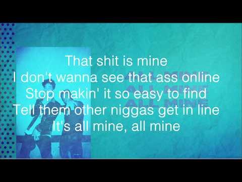 KYLE - All Mine Lyrics