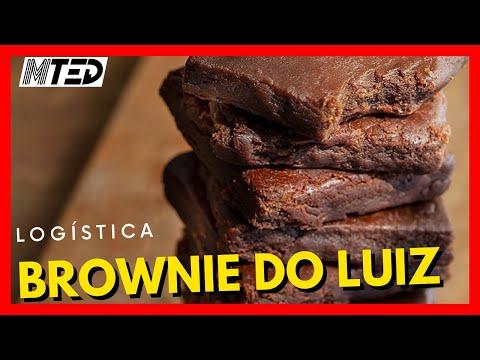 A doce logística do Brownie do Luiz - MTED