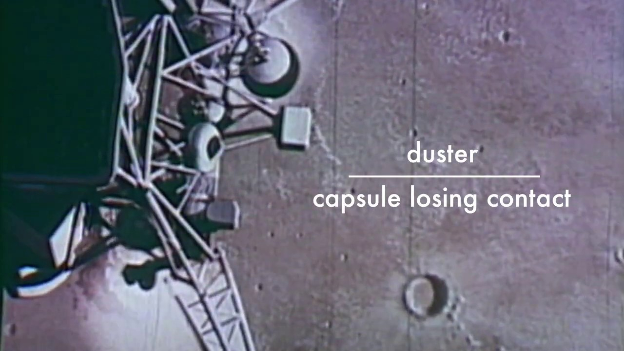 TVD Radar: Duster, Capsule Losing Contact comprehensive