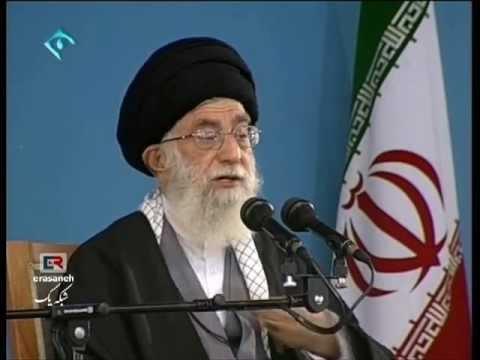 رهبر ایران از سران سه قوه خواست از هم مچگیری نکنند