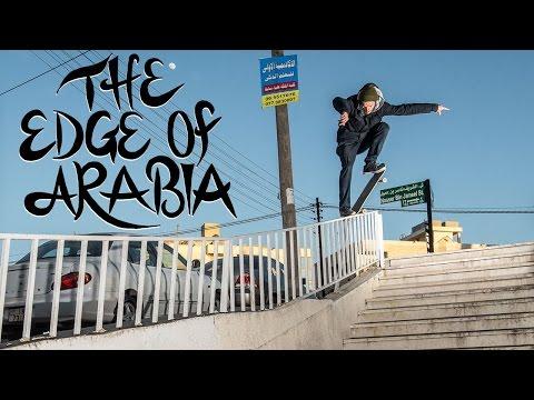"Visualtraveling ""The Edge of Arabia"" Video"