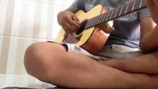 Bên ấy bên này ( ost Em của anh đừng của ai ) - Long Cao - Fap tv and Hii team   Guitar cover  