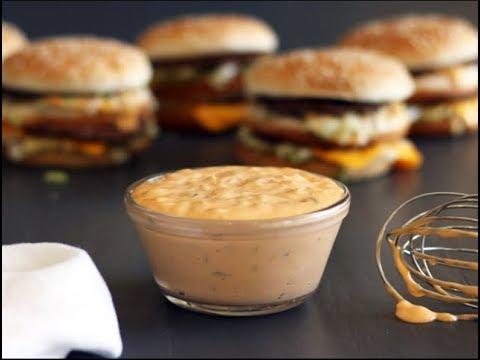 McDonald's Big Tasty Sauce  Authentic