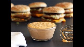 McDonald's Big Tasty sauce  authentic