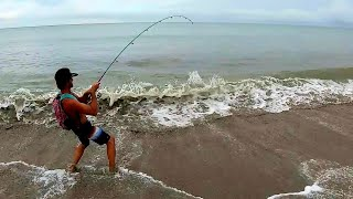 Get Out of the Water! - Huge Fish Caught