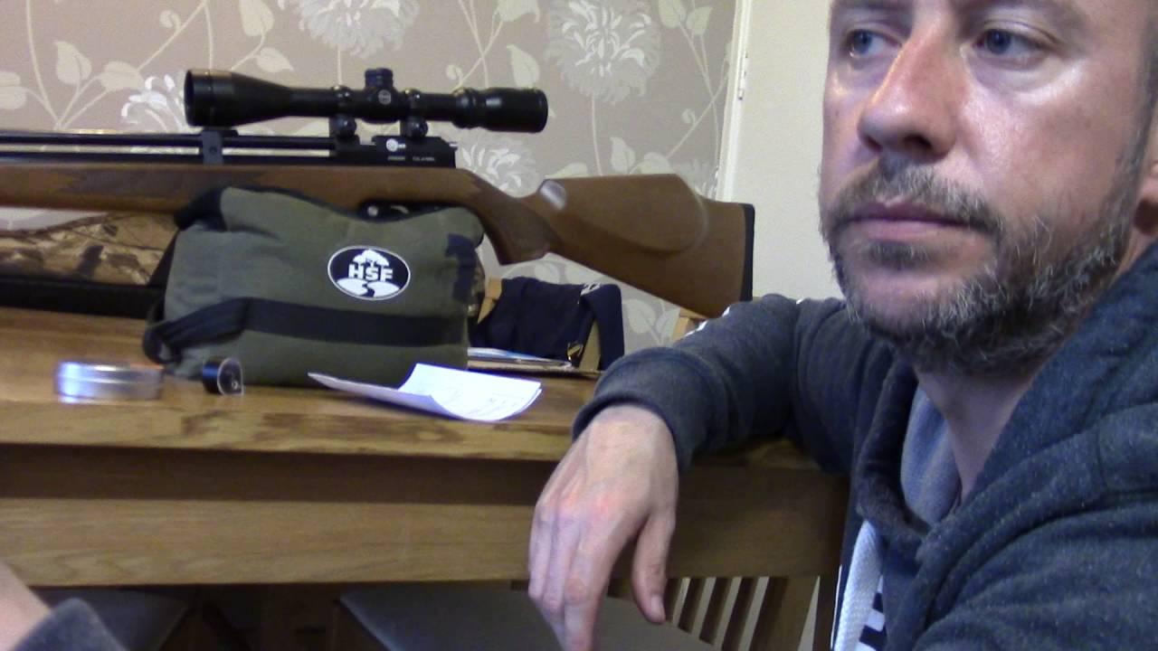 SMK PR900W PCP Air Rifle  177 Cal