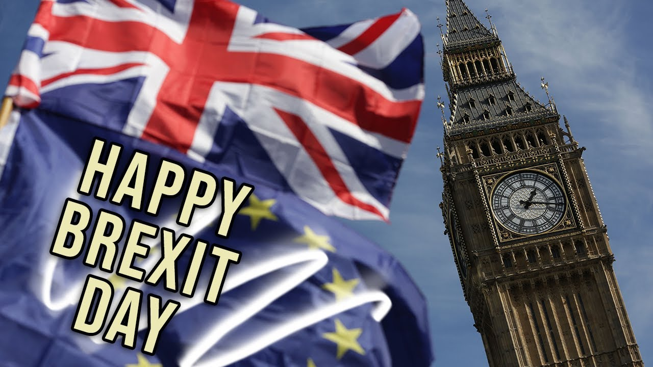 Happy BREXIT DAY! Daniel Hannan on the British leaving the EU, and what it means for the future